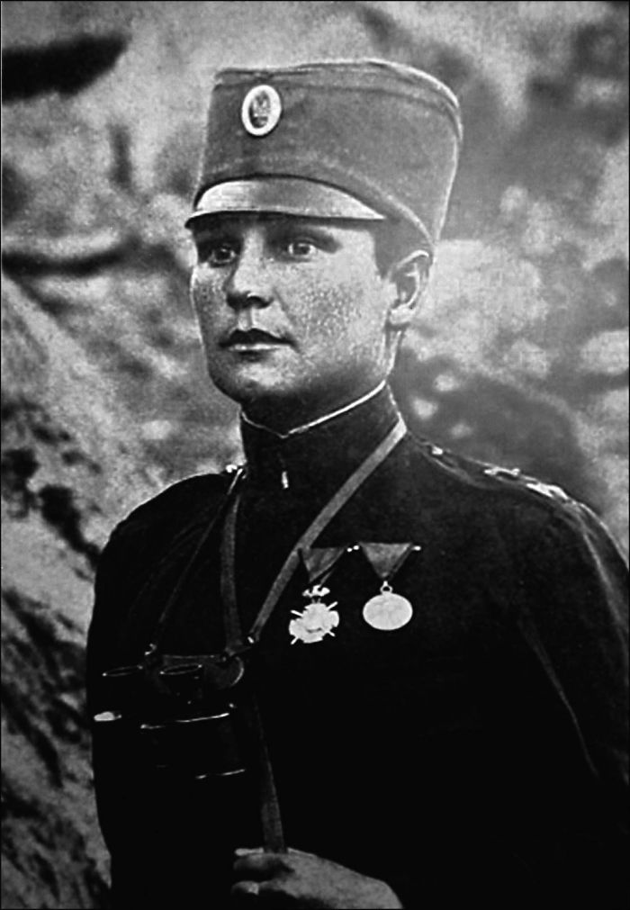 Milunka Savić Was A Serbian War Heroine Who May Be The Most-decorated Female Combatant Ever.