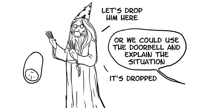 15 Funny 'Harry Potter' Comics Reveal How Irresponsible