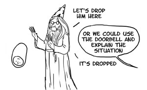 10+ Funny 'Harry Potter' Comics Reveal How Irresponsible Dumbledore Was