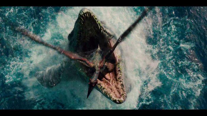 #117 Jurassic World