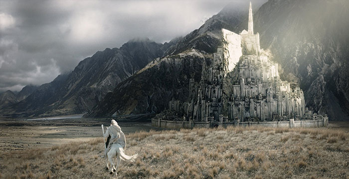 "These Architects Are Crowdfunding To Build Real ""Lord Of The Rings"" City"