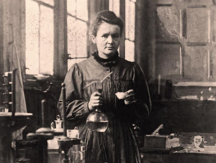 Marie Curie, Polish-french Physicist And Chemist. 1st Person To Receive 2 Nobel Prizes.