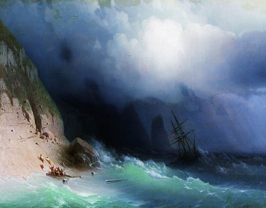 mesmerizing-translucent-waves-19th-century-painting-ivan-konstantinovich-aivazovsky-1