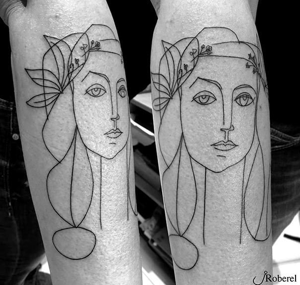 Picasso Tattoo