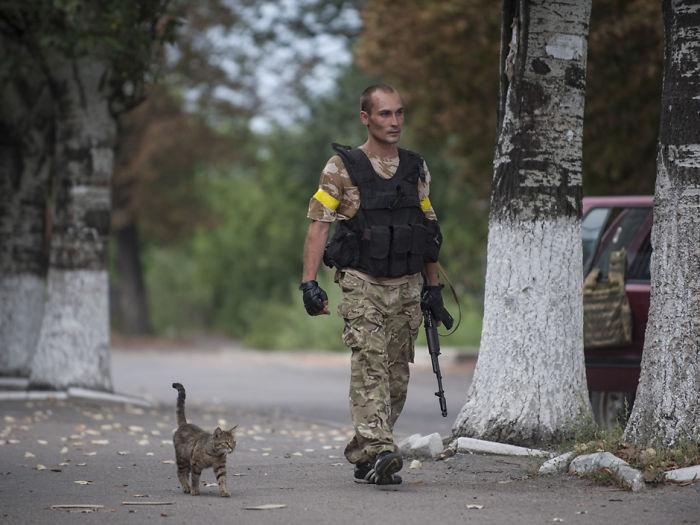 Ukrainian Patrol