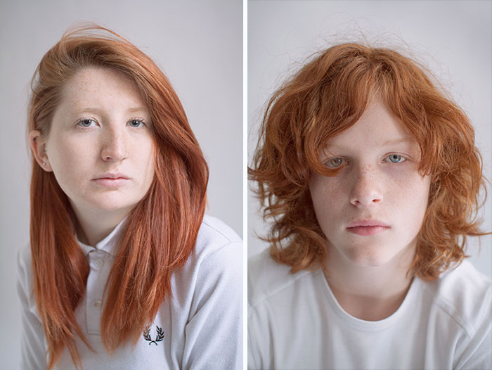 The Ginger Project: My Portraits Fight Red-Head Discrimination