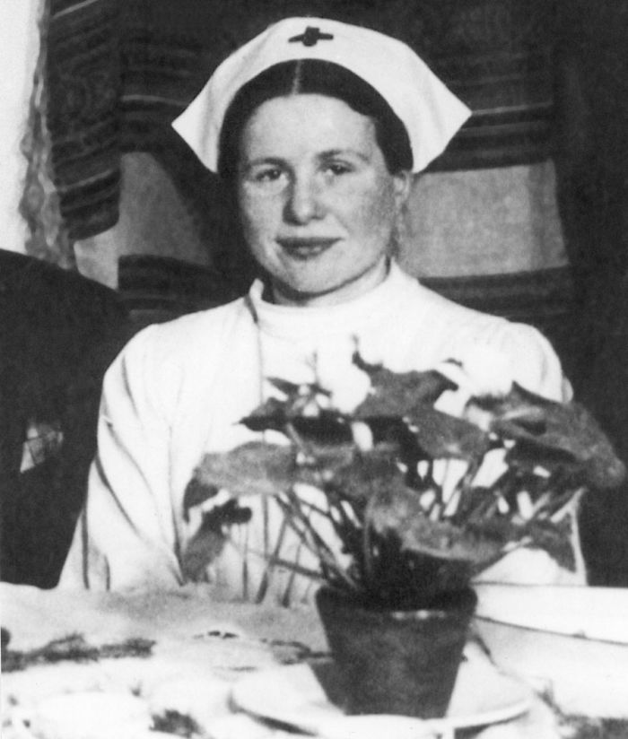 Irena Sendlerowa - Woman Who Smuggled Approximately 2,500 Jewish Children Out Of The Warsaw Ghett
