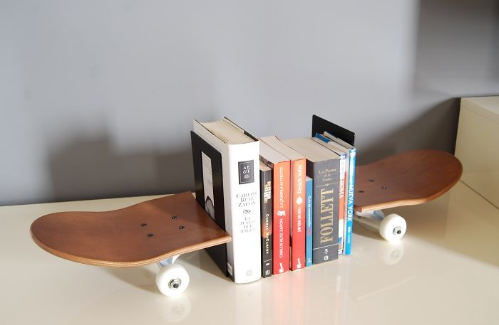 Amazing Furniture For All Skateboarding Lovers