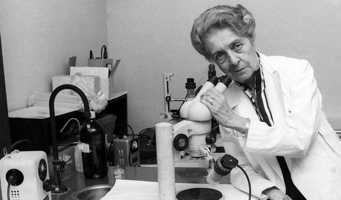 Rita Levi-Montalcini – Italian Nobel Laureate Honoured For Her Work In Neurobiology