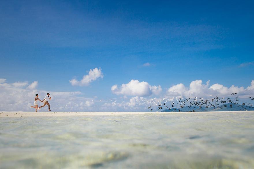 Sand Cay, Fiji