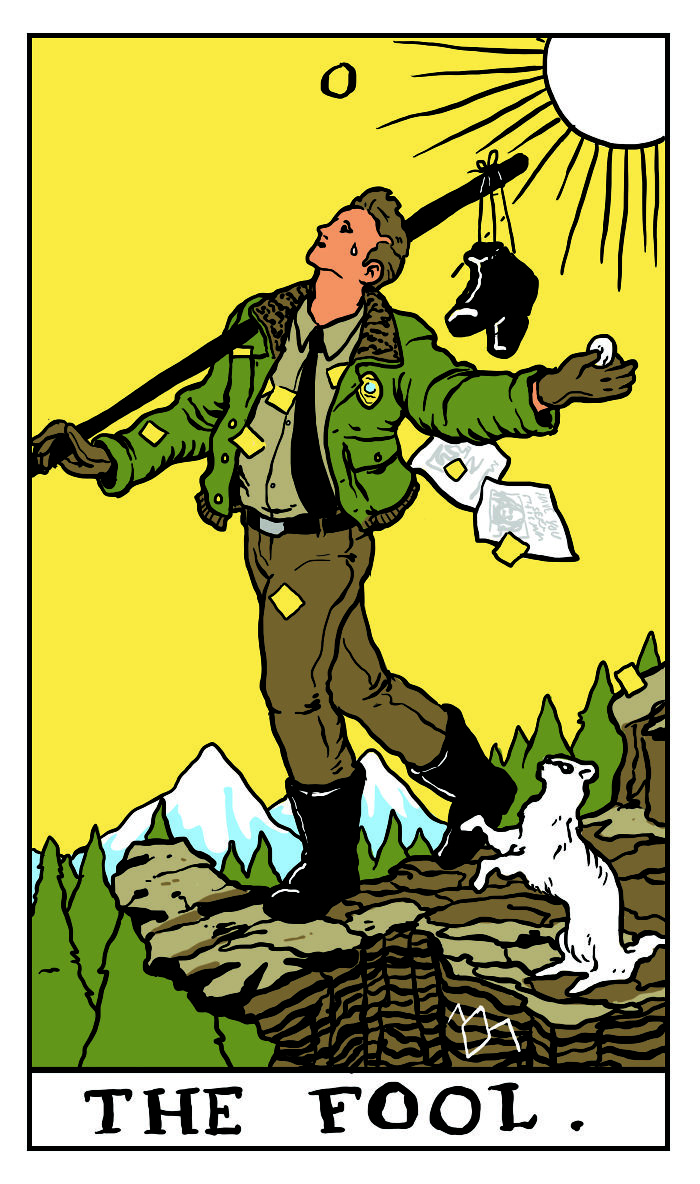 These 'twin Peaks' Tarot Cards Are A Perfect Tribute