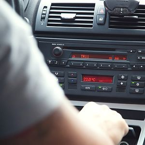 One Of The First Car Radios Was Created By The Galvin Corporation In 1930. This Radio Fit In Most Vehicles, And It Sold For About $130, Which Is Equivalent To Almost $2,000 Today!