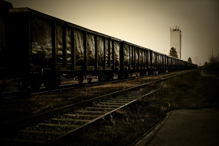 Freight Trains, On Average Are Around 1 To 1 ¼ Miles In Length. A Train Traveling At 55 Miles Per Hour Takes About One Mile To Come To A Complete Stop.