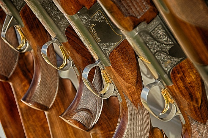 There Are 875 Million Known Firearms In The World. Of This Number, Americans Own About 270 Million Of Those Guns.