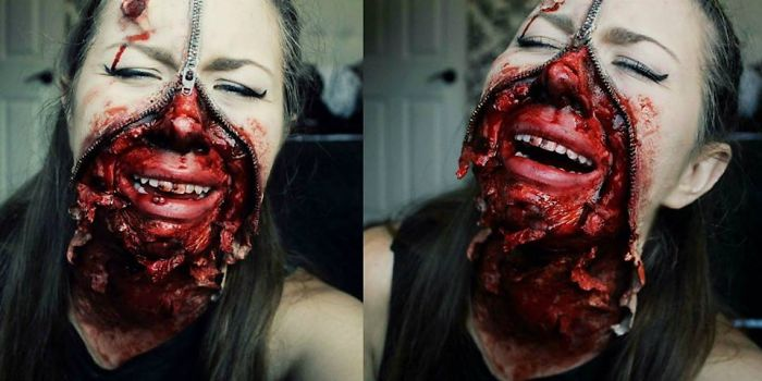 A Few Of My Makeup Creations
