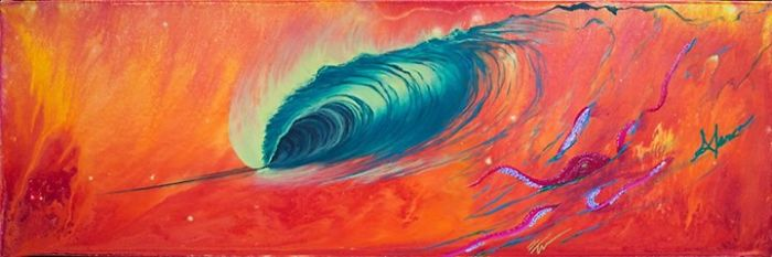 "Artists Create The Perfectly ""surf-able"" Wave: With Science!"