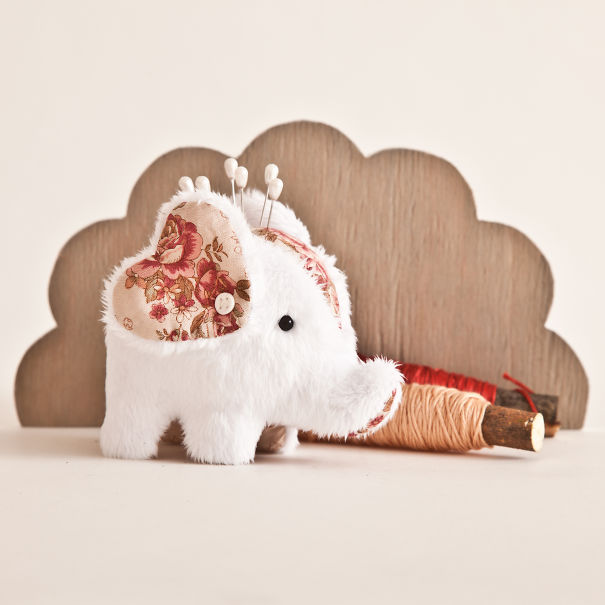 Pincushion Elephant