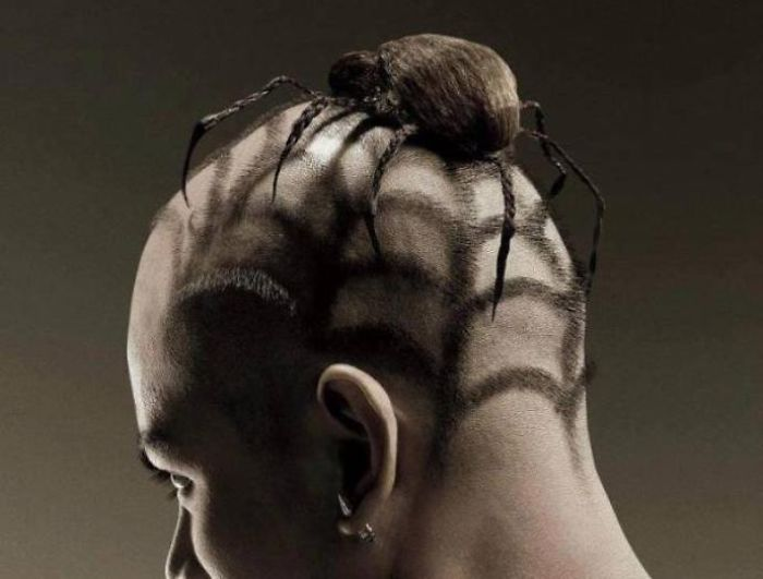 5 Of The Weirdest Haircuts