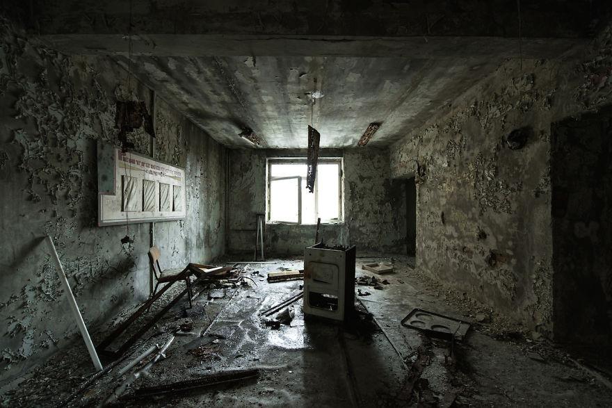 Bringing Light Into Dark Rooms