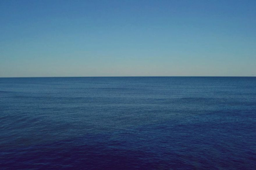 Middle Of The Atlantic Ocean