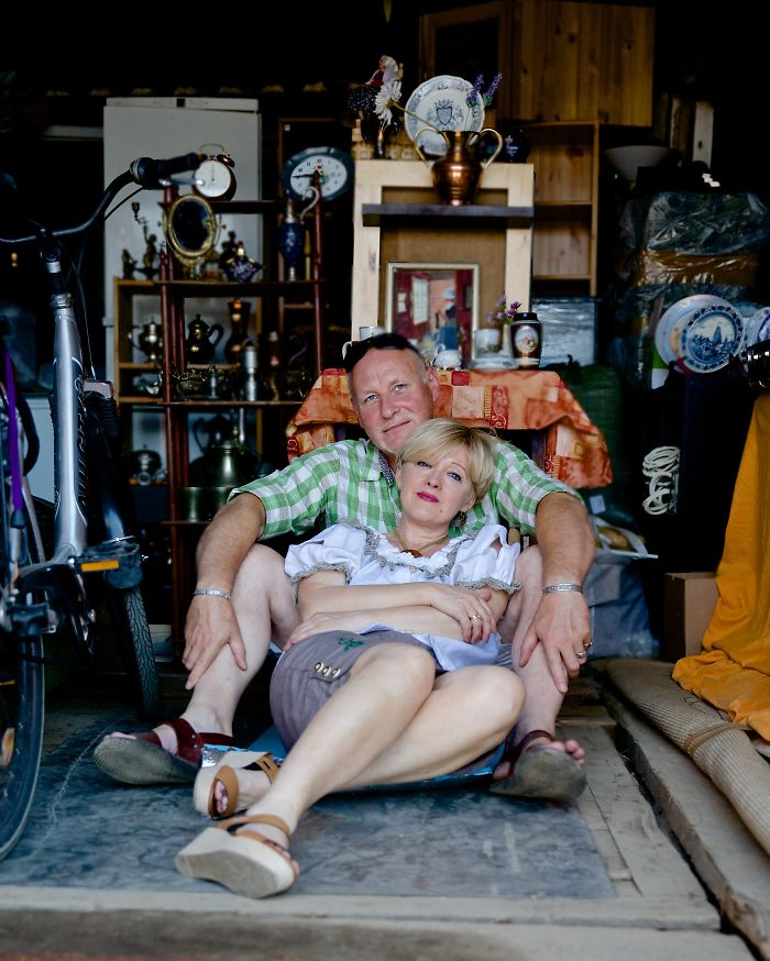 Viktor And Svetlana Zhukov, 54 And 56, Who Don't Need To Pay For Their Travels