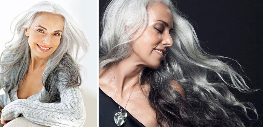 59-Year-Old Grandmother Still Going Strong As A Fashion Model