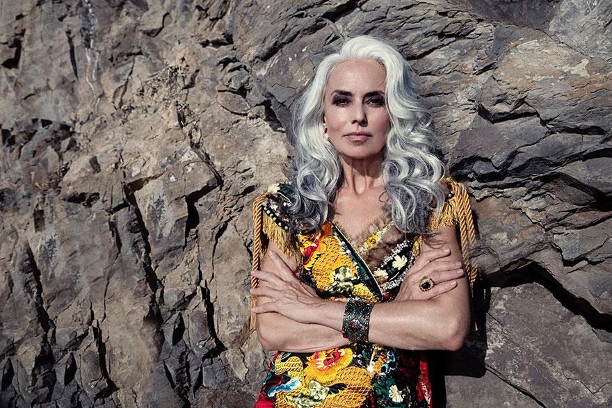 59 years old grandma fashion model yasmina rossi 6  880