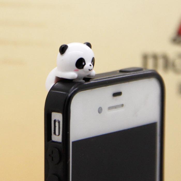 Headphone Jack Panda