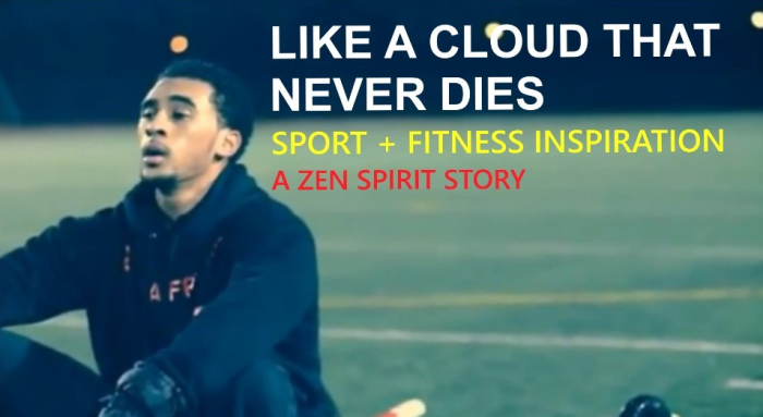 Like A Cloud That Never Dies (sports + Fitness Inspiration)