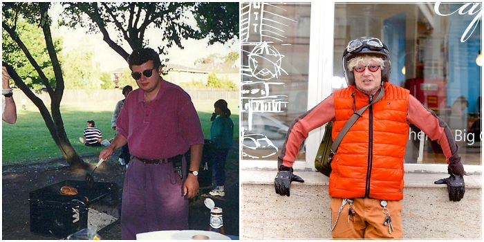 #7 Maxim Valetsky,53, Businessmen, Biker