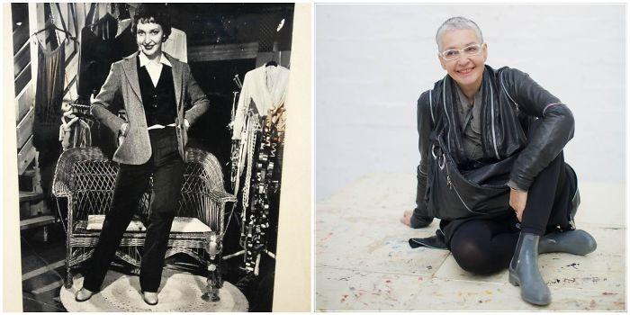 Katrin Gongini, 69, Pharmacist And Multimedia Artist