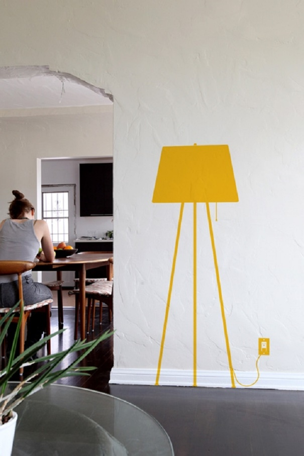 A Lamp That Is Not A Lamp...