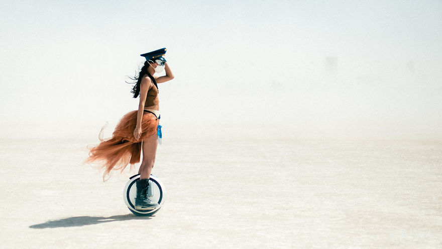 I Attended Burning Man For The First Time And The Creativity There Blew Me Away