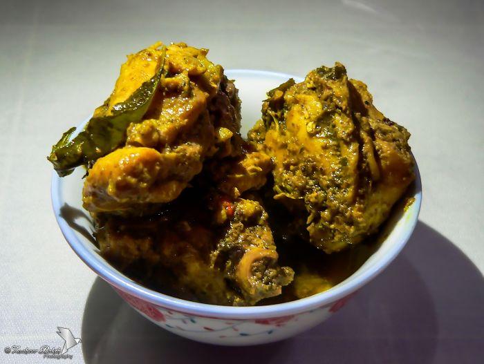 """""""curry Chicken"""""""