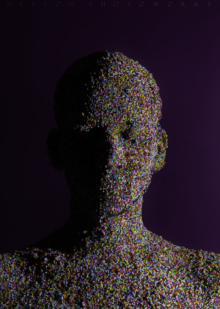 Creative Portraits : Sprinkles