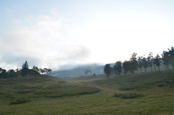 Goderdzi Pass, Adjara, Georgia.
