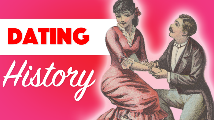 Dating Throughout History