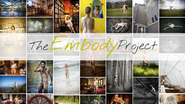 Photographer Invites Us All To Love Ourselves As We Are With Global Embody Project
