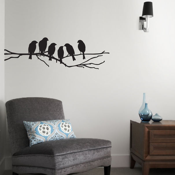 Birds Chirping On Your Wall