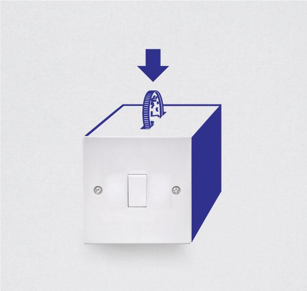 Vinyl Switch By Ziemowit Maj