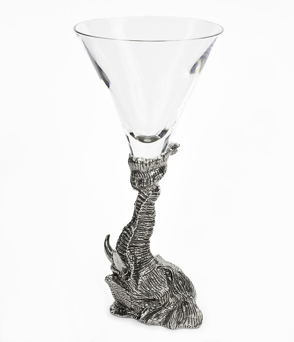Frankli Wild Martini Glass