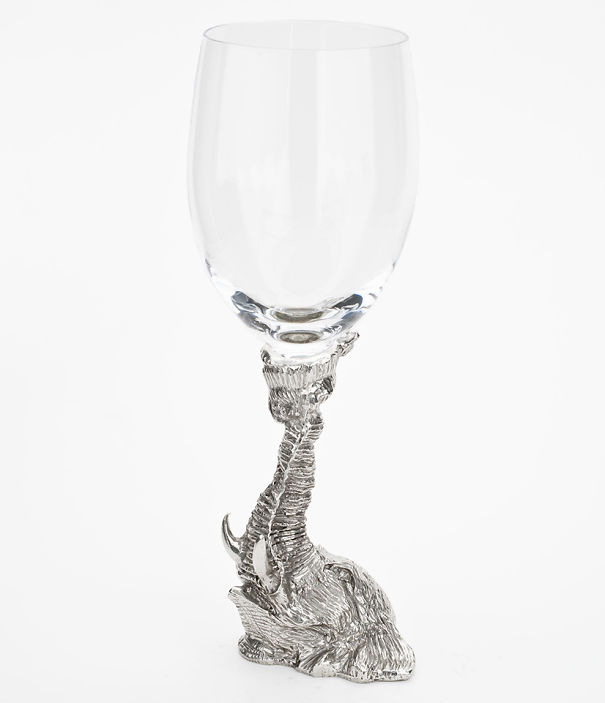 Frankli Wild Elephant Wine Glass