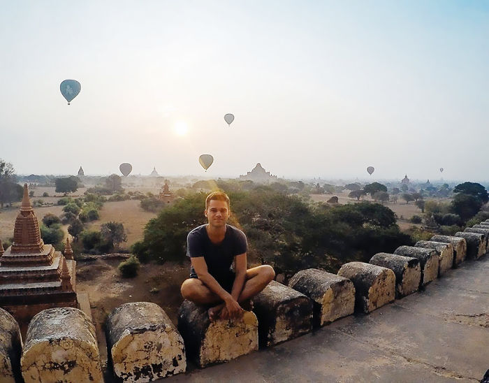 I Motorbiked 8000km Across 15 Countries Completely Alone