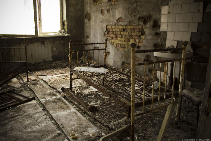 Lost In Time: The Abandoned City Of Pripyat