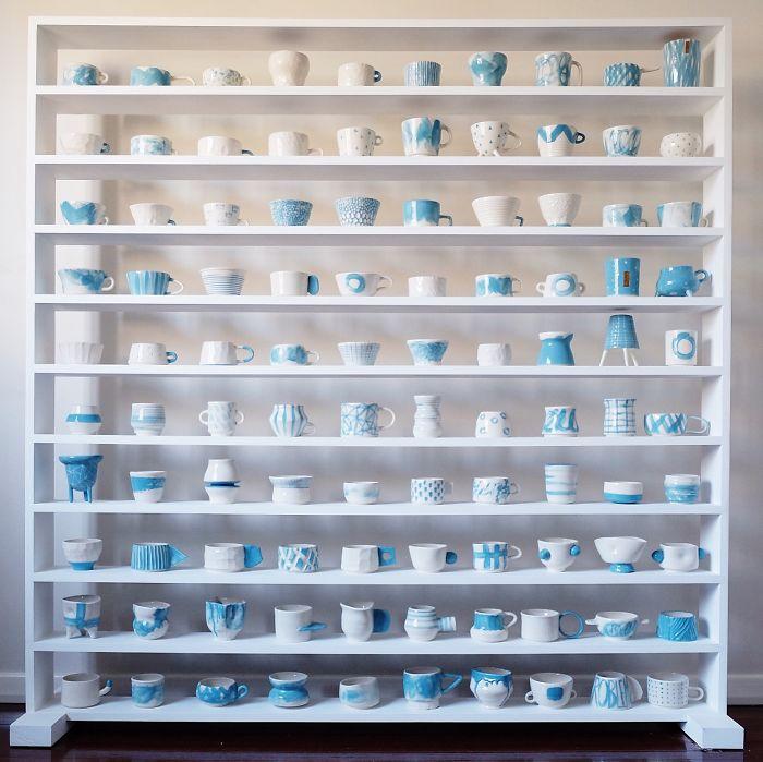 I Created 100 Mugs In 100 Days
