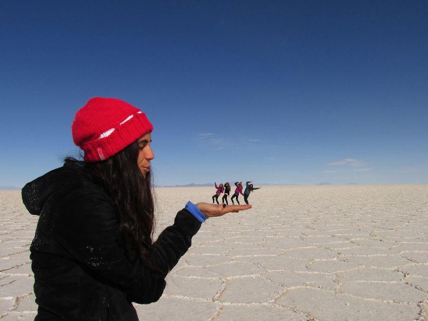 Salar De Uyuni - Bolivian Salt Flats