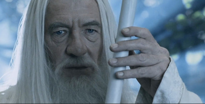 If Gandalf Was The Villain – Movie Trailer