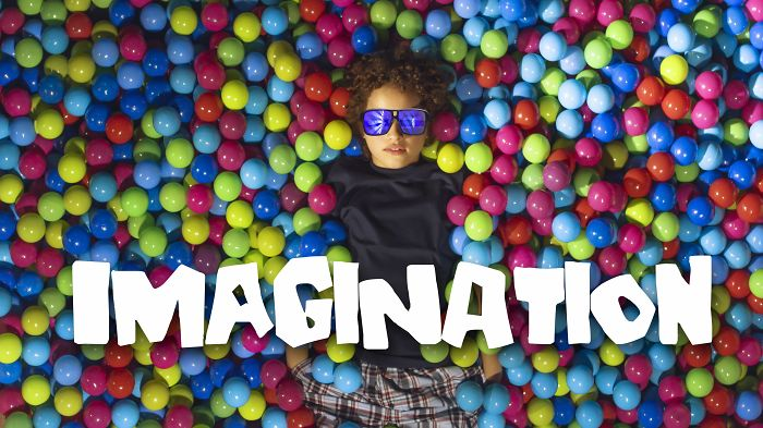 """imagination"" – A Stop Motion Video Inside The Imagination Of A Child."