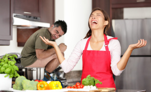 I Photobomb Stock Images To Inject Some Reality Into Them (Part 2)