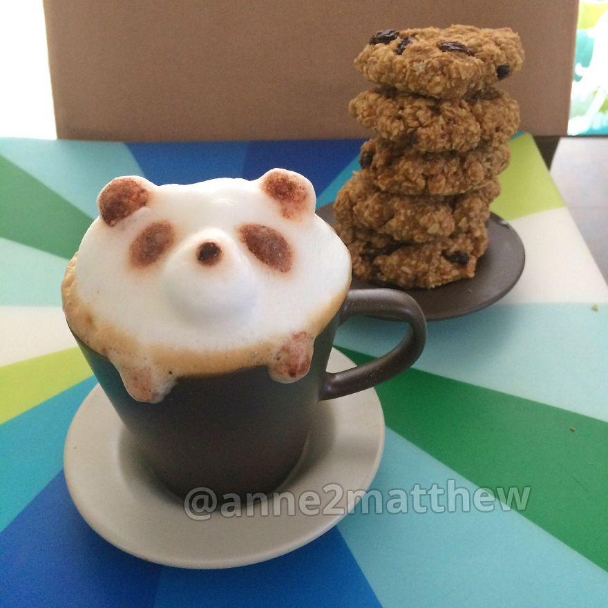 Bored Panda: I Make Panda-Inspired Food For My 4 Children